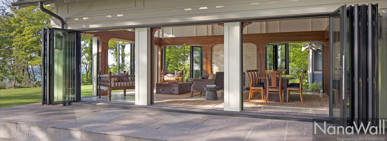 Redefine Boundaries with Nanawall & Nanawall | Architectural Windows And Doors Chicago - Nanawall Steel ...